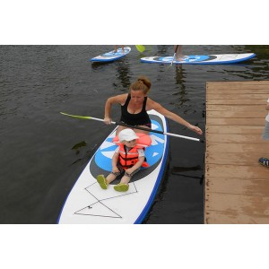 Paddleboard Pardubice