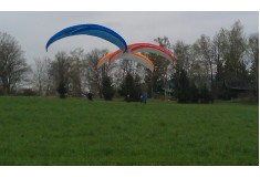Paragliding Semily