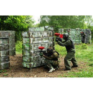 Paintball Milovice